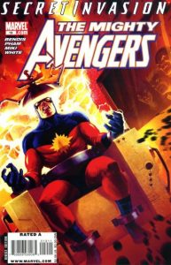 The Mighty Avengers #19 (2008)