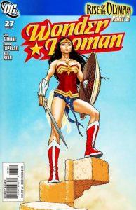 Wonder Woman #27 (2008)