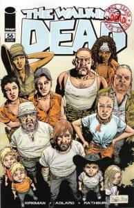 The Walking Dead #56 (2008)