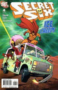 Secret Six #4 (2008)