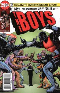 The Boys #26 (2009)