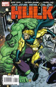 Hulk #8 (2009)