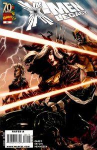 X-Men: Legacy #220 (2009)