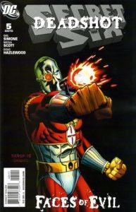 Secret Six #5 (2009)