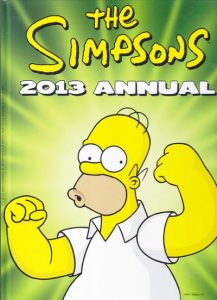 The Simpsons Annual #2013 (2009)