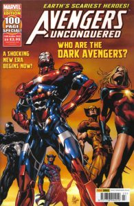 Avengers Unconquered #23 (2009)