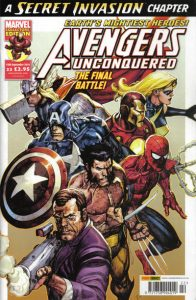 Avengers Unconquered #22 (2009)
