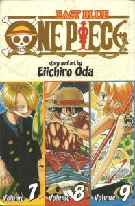 One Piece #7-8-9 (2009)