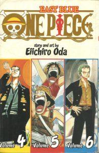 One Piece #4-5-6 (2009)