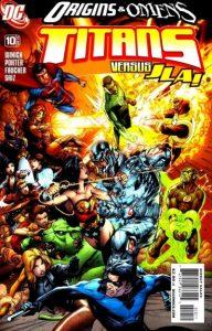 Titans #10 (2009)