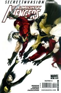 The Mighty Avengers #20 (2009)