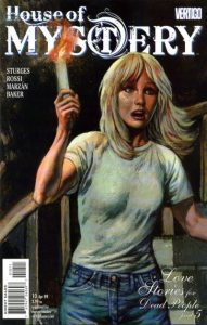 House of Mystery #10 (2009)