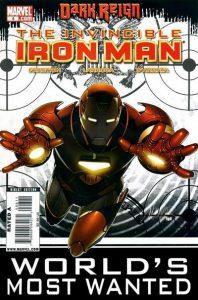 Invincible Iron Man #8 (2009)