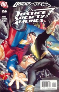 Justice Society of America #24 (2009)