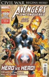 Avengers Unconquered #1 (2009)