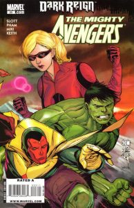 The Mighty Avengers #23 (2009)