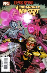 The Mighty Avengers #21 (2009)