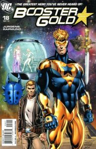 Booster Gold #18 (2009)