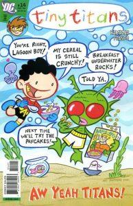 Tiny Titans #14 (2009)