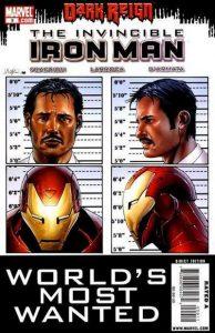 Invincible Iron Man #9 (2009)