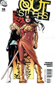 The Outsiders #16 (2009)