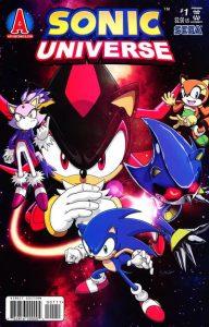 Sonic Universe #1 (2009)