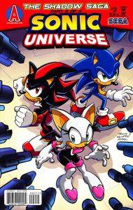 Sonic Universe #2 (2009)