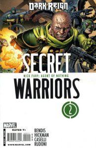 Secret Warriors #2 (2009)