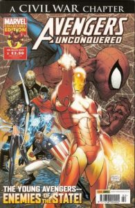 Avengers Unconquered #2 (2009)