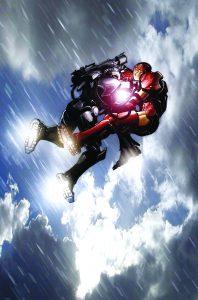 Invincible Iron Man #11 (2009)