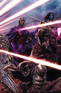X-Men: Legacy #222 (2009)