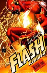 The Flash: Rebirth #1 (2009)