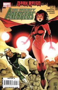 The Mighty Avengers #24 (2009)