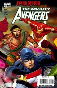 The Mighty Avengers #22 (2009)