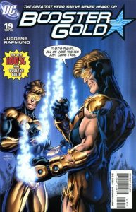 Booster Gold #19 (2009)