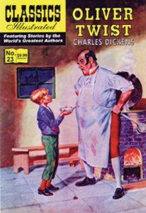 Classics Illustrated #23 (2009)