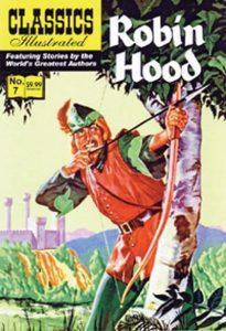 Classics Illustrated #7 (2009)