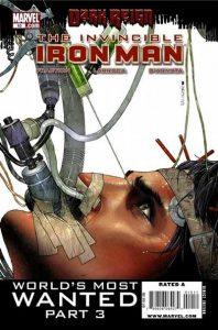 Invincible Iron Man #10 (2009)