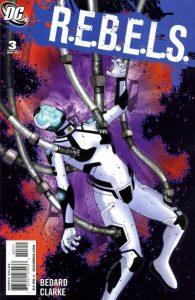 R.E.B.E.L.S. #3 (2009)