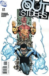 The Outsiders #17 (2009)