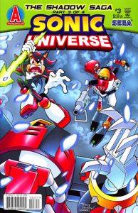 Sonic Universe #3 (2009)