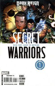 Secret Warriors #1 (2009)
