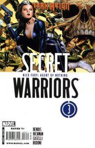 Secret Warriors #3 (2009)