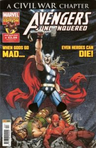 Avengers Unconquered #4 (2009)