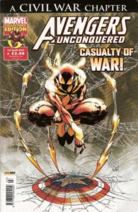 Avengers Unconquered #3 (2009)