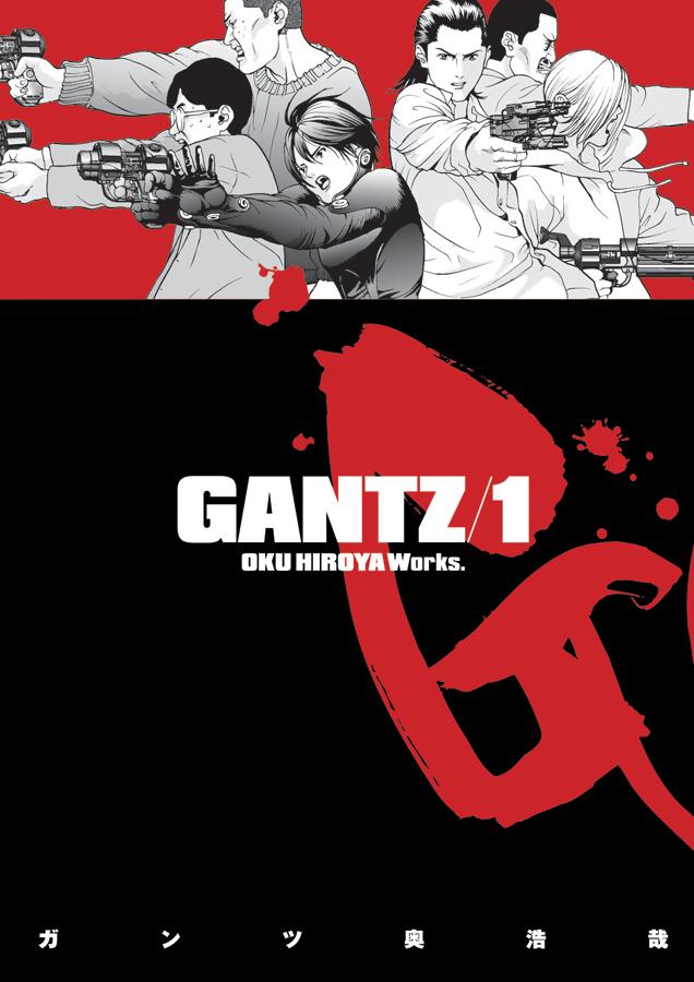 Gantz #1 (2009)