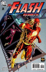 The Flash: Rebirth #2 (2009)