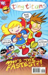 Tiny Titans #16 (2009)