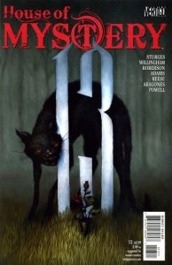House of Mystery #13 (2009)
