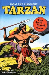 Edgar Rice Burroughs' Tarzan: The Jesse Marsh Years #2 (2009)